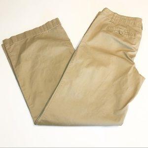 Loft Khaki Chino Pants